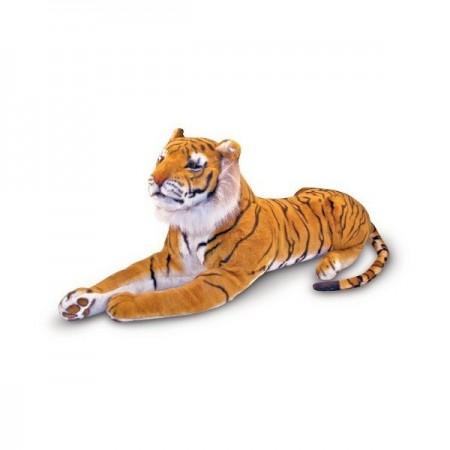 Tigru gigant din plus Melissa and Doug